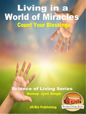 cover image of Living in a World of Miracles