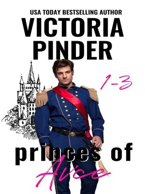cover image of Princes of Avce 1-3