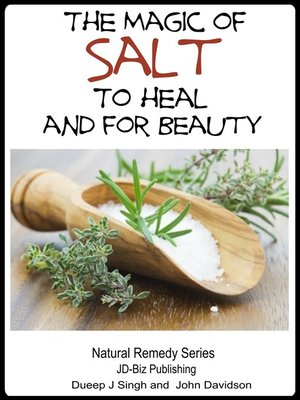 cover image of The Magic of Salt to Heal and for Beauty