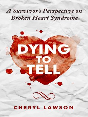 cover image of Dying to Tell