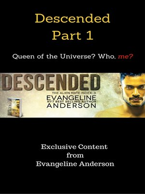 cover image of Descended Part 1