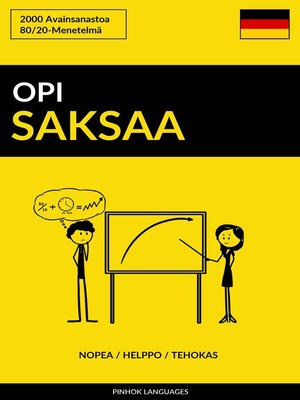 cover image of Opi Saksaa