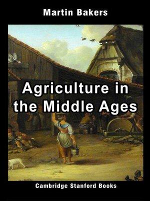 cover image of Agriculture in the Middle Ages