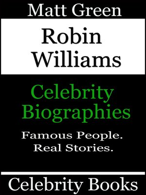 cover image of Robin Williams