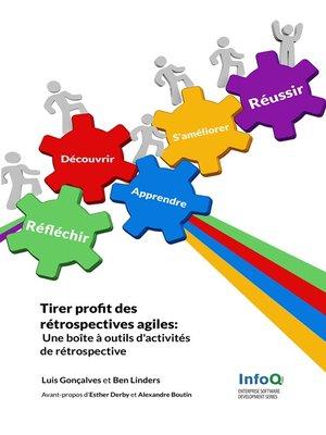 cover image of Tirer profit des rétrospectives agiles