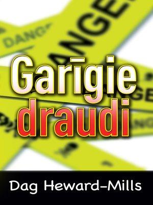 cover image of Garīgie draudi