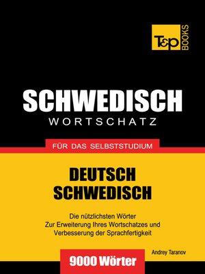 cover image of Deutsch-Schwedischer Wortschatz für das Selbststudium