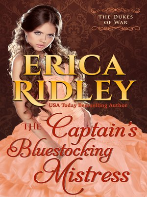 cover image of The Captain's Bluestocking Mistress