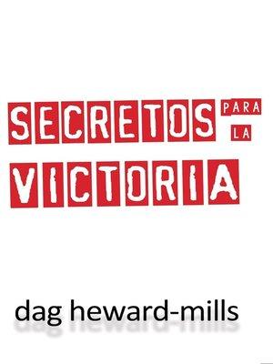 cover image of Secretos para la victoria