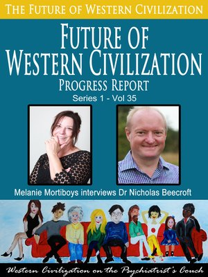 cover image of Future of Western Civilization-Progress Report (The Future of Western Civilization Series 1)