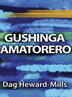 cover image of Gushinga Amatorero