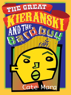 cover image of The Great Kieranski and the Bardbuy