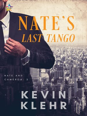 cover image of Nate's Last Tango