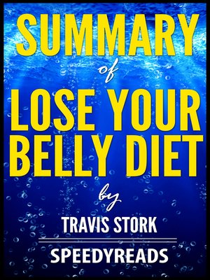 cover image of Summary of Lose Your Belly Diet by Travis Stork