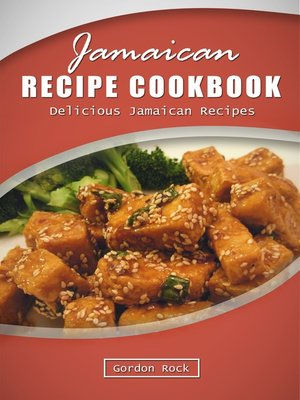 cover image of Jamaican Recipe Cookbook