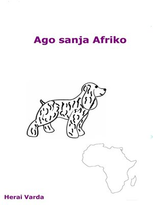 cover image of Ago sanja Afriko