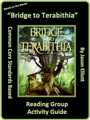 cover image of Bridge to Terabithia Reading Group Activity Guide