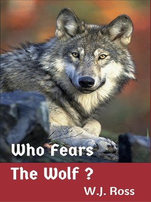 cover image of Who Fears the Wolf?