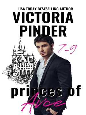 cover image of Princes of Avce 7-9