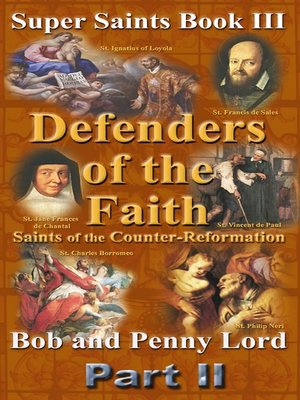 cover image of Defenders of the Faith Part II