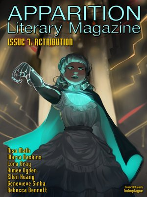 cover image of Apparition Lit, Issue 7