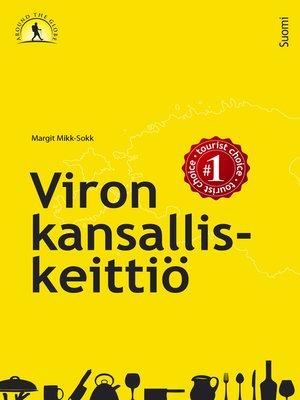 cover image of Viron kansalliskeittiö