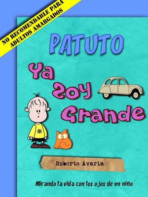 cover image of Patuto