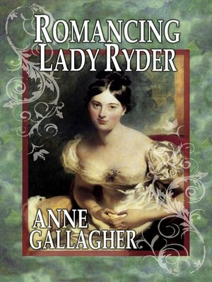 cover image of Romancing Lady Ryder