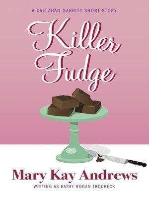 cover image of Killer Fudge