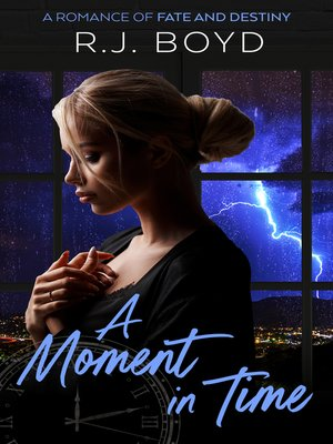 cover image of A Moment in Time