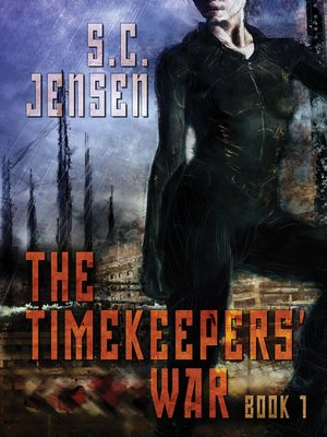 cover image of The Timekeepers' War