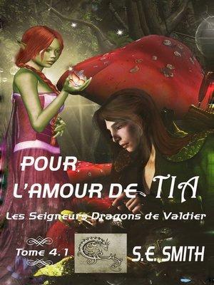 cover image of Pour l'amour de Tia