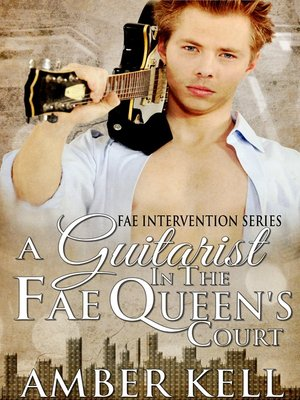 cover image of Guitarist in the Fae Queen's Court