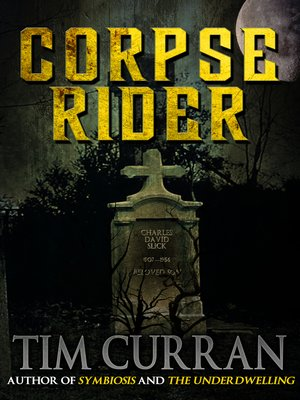 cover image of Corpse Rider