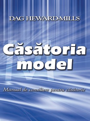 cover image of Căsătoria Model