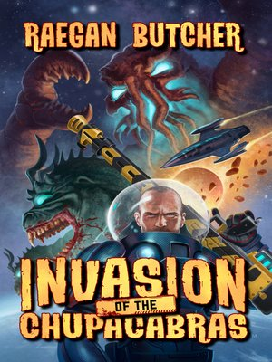 cover image of Invasion of the Chupacabras