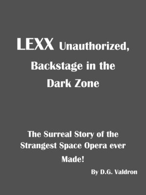 cover image of LEXX Unauthorized