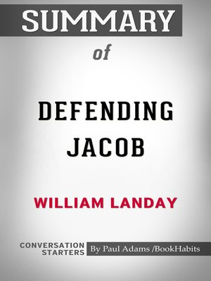 cover image of Summary of Defending Jacob