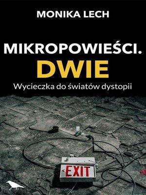 cover image of Mikropowieści. Dwie