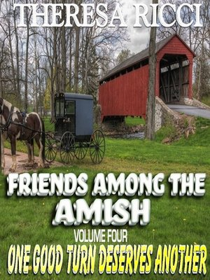 cover image of Friends Among the Amish