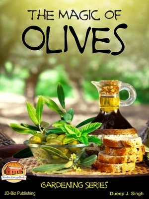 cover image of The Magic of Olives