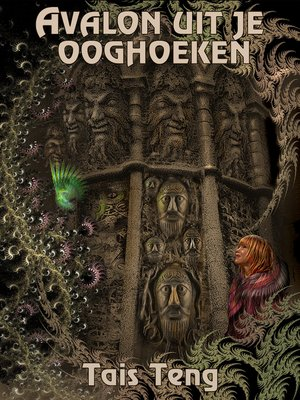 cover image of Avalon Uit Je Ooghoeken