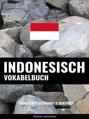 cover image of Indonesisch Vokabelbuch