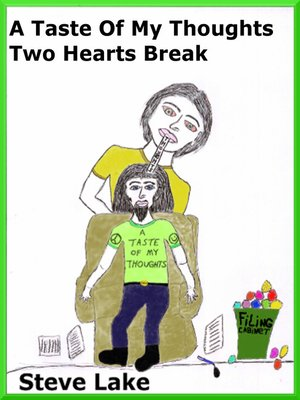 cover image of A Taste of My Thoughts Two Hearts Break