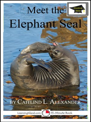 cover image of Meet the Elephant Seal