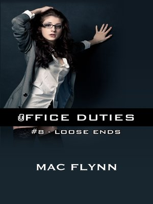 cover image of Office Duties #8 (Demon Paranormal Romance)