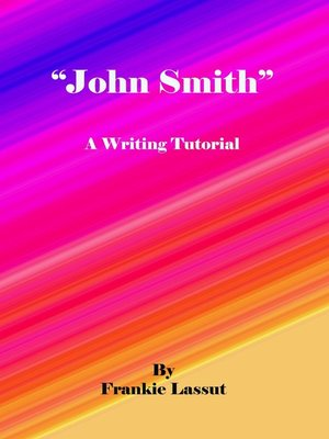 """cover image of """"John Smith"""""""