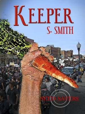 cover image of Keeper (Seed Savers)