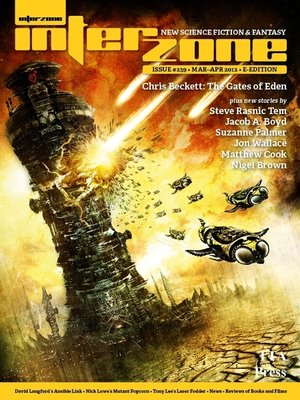 cover image of Interzone 239 Mar