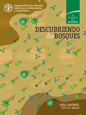 cover image of Descubriendo los bosques